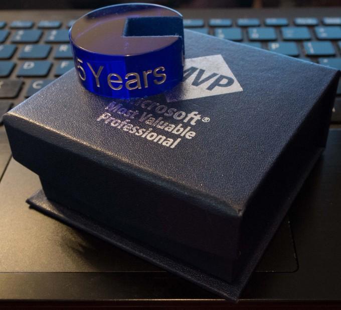 5 year MVP disc